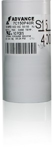 Capacitor MH 250W/Dry 15 MFD/400 VAC MIN