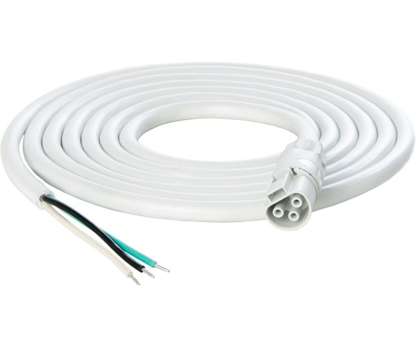 10'F 16AWG WT w/leads,Harness