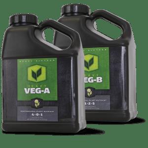 Heavy 16 Veg A Gallon (4L), 4/cs