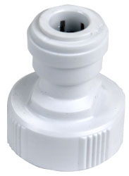 """Quick Disconnect 3/8"""" Hose Adapter"""