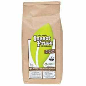 Insect Frass, 2 lbs.