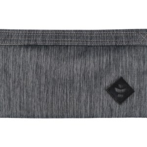 Confidant - Stripe Black, Money Bag