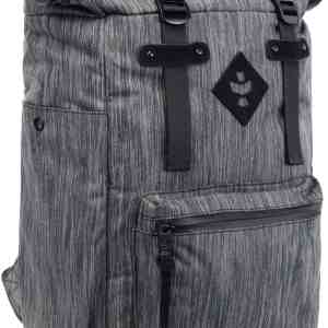 The Drifter Rolltop Backpack, Striped Black