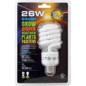26W SunBlaster CFL 6400K