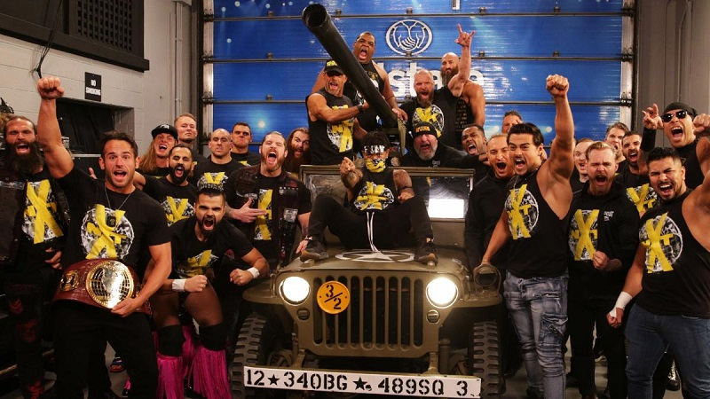 The NXT Army