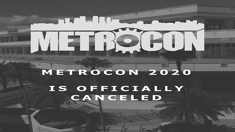 metrocon 2020 cancelled