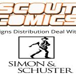 scout comics simon and schuster