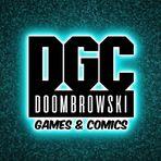 Doombrowski Games & Comics