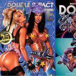 double impact 25th anniversary header