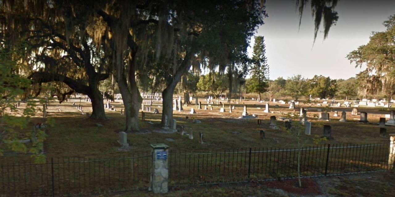 Mt. Peace Cemetery, St. Cloud, Osceola County, Florida