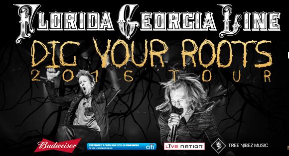Image result for florida georgia line 2016 live nation