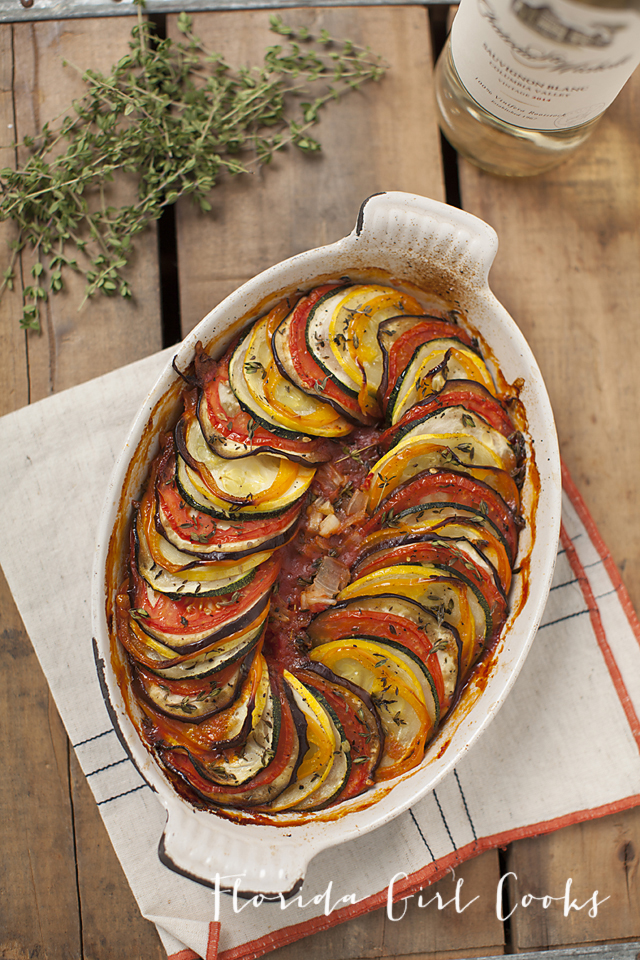 ratatouille, vegetarian