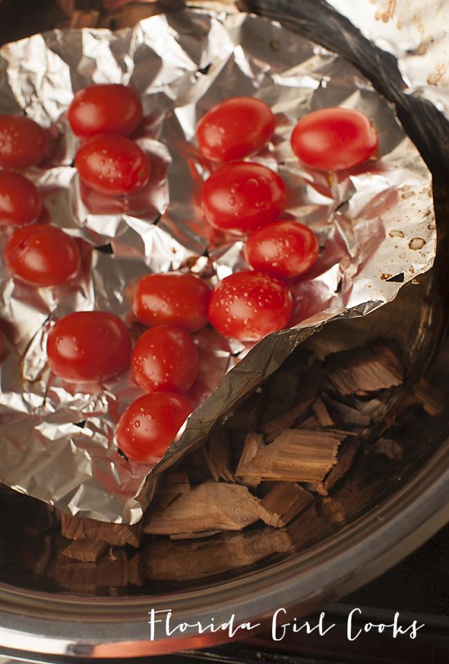 grilled salmon with smoked tomato vinaigrette_florida girl cooks_05