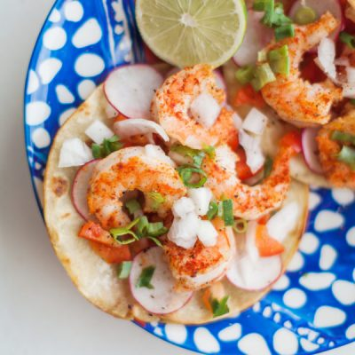 shrimp tacos with padron peppers, williams-sonoma, clean eating, eating clean, florida girl cooks, clean eats, healty dinner