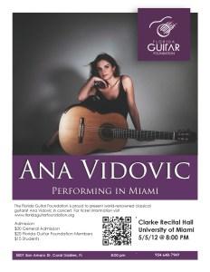 Ana Vidovic's Miami Flyer