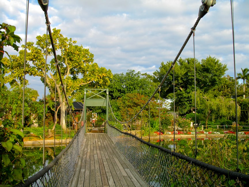 Image result for Butterfly World/Tradewinds Park