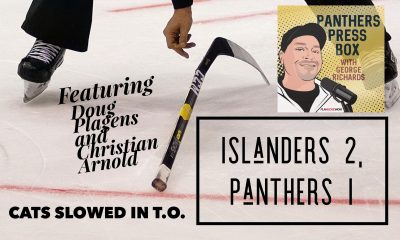 Panthers Islanders podcast