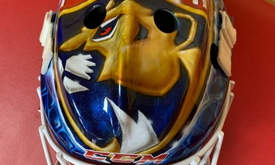 Florida panthers goalie