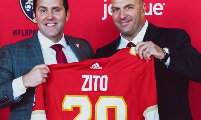 Bill Florida zito panthers