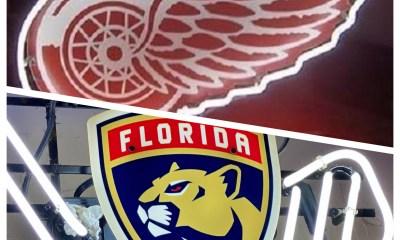 Panthers Wings Detroit Florida