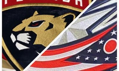 Jackets Columbus Panthers Florida