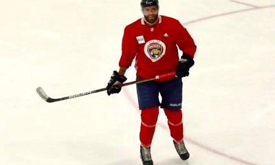 Panthers Ekblad power play