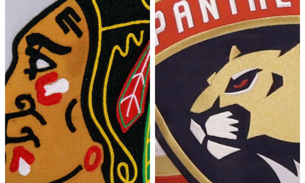 Chicago Panthers Blackhawks Florida