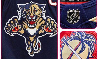 Reverse Retro Panthers Lightning