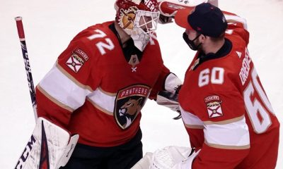 Florida Panthers goalie controversy