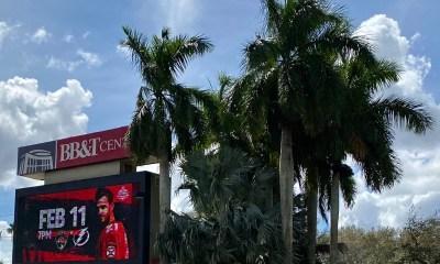 Tampa Lightning Panthers Florida