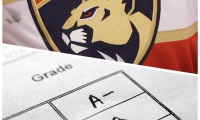Florida Panthers grades
