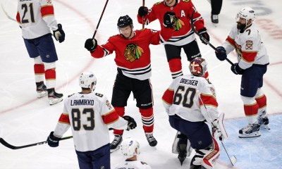 Panthers Barkov Blackhawks