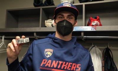 Mason Marchment Florida Panthers