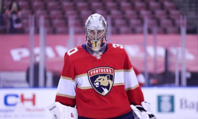 Knight NHL debut panthers