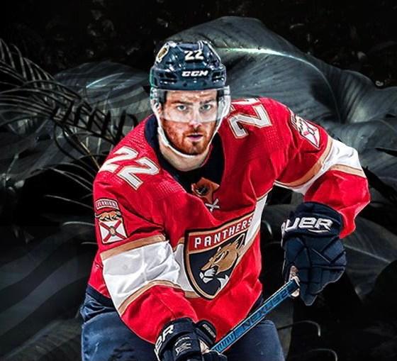 Florida Panthers Chase Priskie
