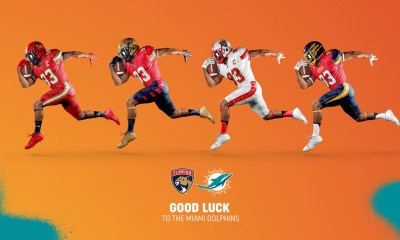 Florida panthers miami dolphins