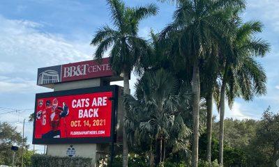 Florida panthers arena name