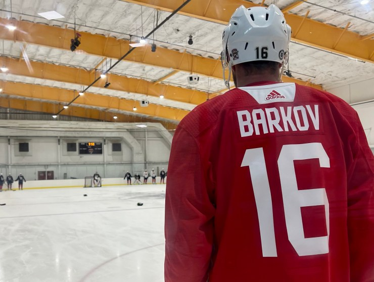Barkov contract florida panthers