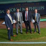 The Law Office of John Phillips Sponsor the Jacksonville Armada