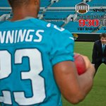 Courts and Sports Radio Show with Rashad Jennings on WKFJ