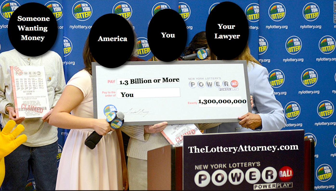 Six Tips From A Lawyer In Case You Win The Powerball Lottery Florida Justice