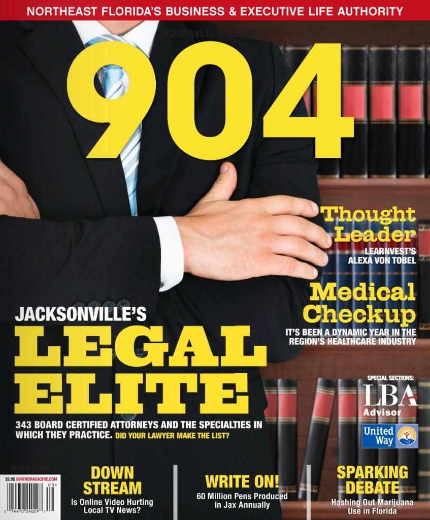 904 Magazine Legal Elite 2015
