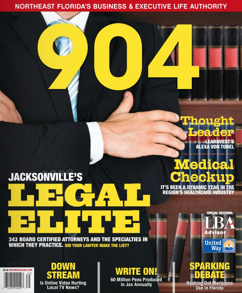 904 Magazine Legal Elite 2015