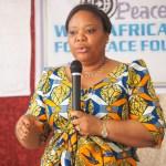Peace Jam Ghana 2016: Leymah Gbowee