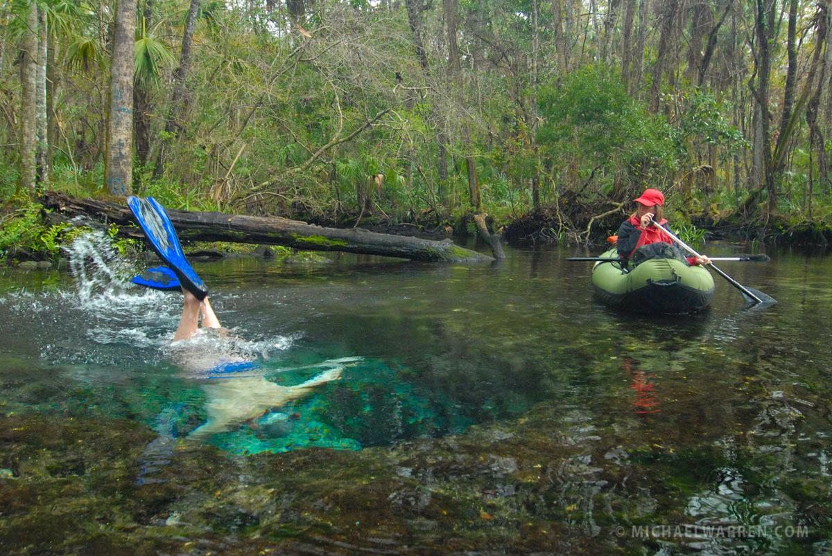 Chassahowitzka River Kayaking