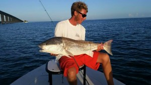 Catch Redfish in Islamorada with Captain Jacob
