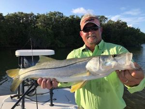 Catch Snook in Islamorada with Captain Jacob