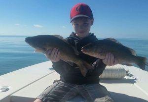 Catch a lot of fish in Islamorada with Captain Jacob