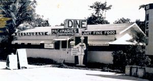 early mrs macs building 1965 - Mrs Macs Kitchen