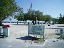 Florida Keys Beaches Harry Harris Park